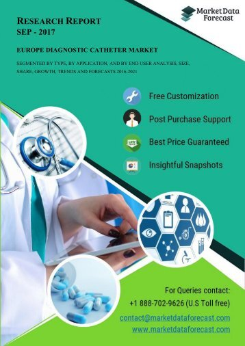 europe diagnostic catheter market Report