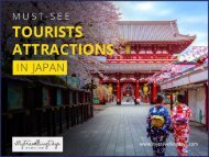 Must-See Tourist Destinations in Japan – Travel Tips