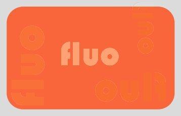 FLUOSHOP arredamento negozi modulare colorato