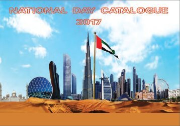 GiftMakers LLC National Day Catalogue 1 in READY STOCK