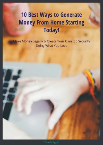 10-best-ways-to-generate-money-from-home-starting-today