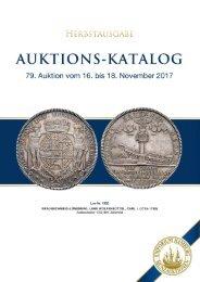 79. Auktion - Münzen & Medaillen - Emporium Hamburg