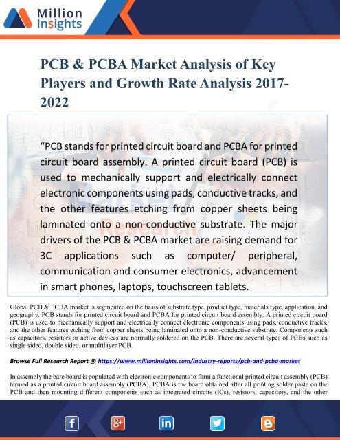 PCB &