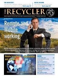 The Recycler Issue 299