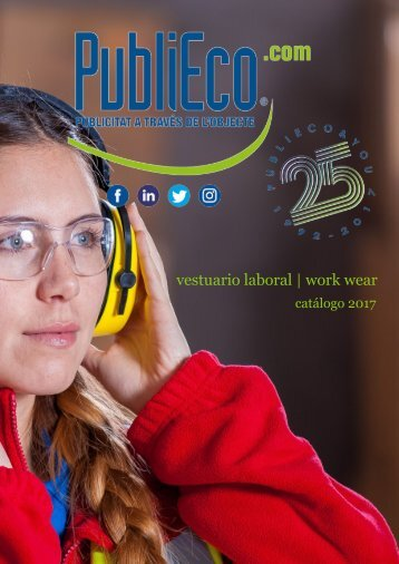Vestuario Laboral 2017