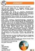 Ausgabe 03 / SCA- Apfelb.Herrenz. & Creglingen - Seite 3