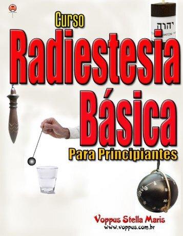 Radiestesia Lição 1