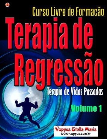 Terapia de Regressão TVP Lição 1