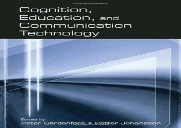 Cognition-Education-and-Communication-Technology