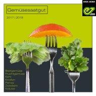 Gemüse Katalog Küpper 2017/2018