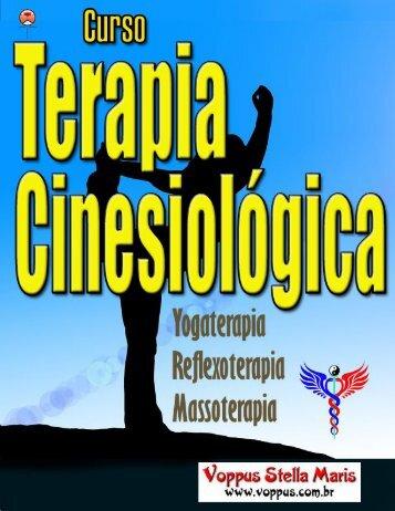 Terapias Cinesiológicas Lição 1