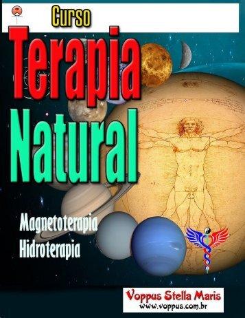 Terapias Naturais Lição 1