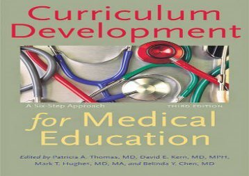 Curriculum-Development-for-Medical-Education-A-SixStep-Approach