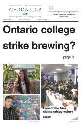 Durham Chronicle 17-18 Issue 01