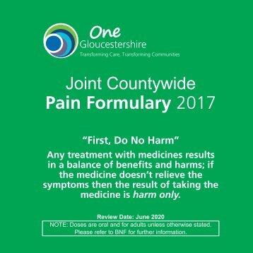 Pain Formulary PrintPrint23AugPRESSFINAL _2017