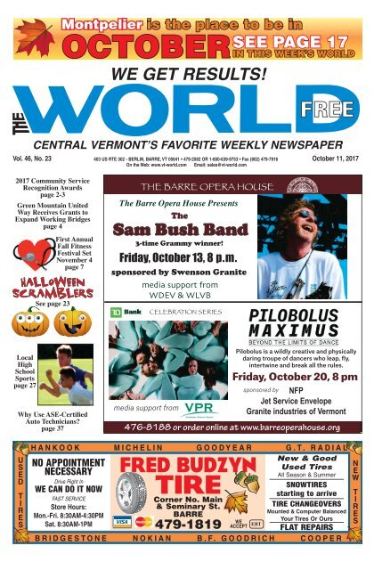The World Online Digital Edition - October 11th  2017