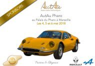 PRESS BOOK AutAu Pharo 2018 RENAULT