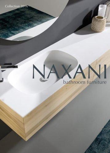 NAXANI CATALOGO_2016