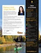 Yukon Vacation Planner 2018 - Page 3