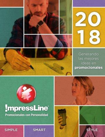 Impress Line 2018