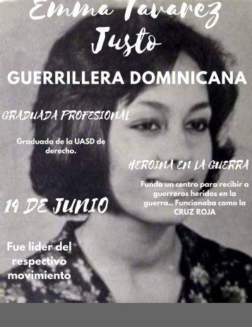 Mujeres Guerrilleras