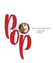 Promocionales Pop