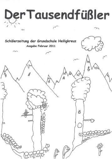 Tausendfüßler - 01_2011 - Grundschule Heiligkreuz