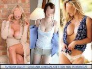 Russian escort girls are sensual gift for you in Mumbai