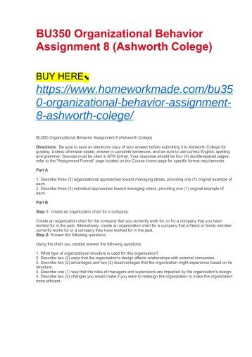 bmgt 364 case study Bmgt 364 week 3 project 1 project 1 organizational theory due week 3 this project was  i need help with my school assignment  case studies, coursework.