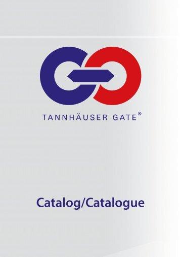Tannhäuser Gate catalog 2017v5
