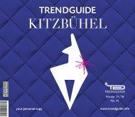 TRENDGUIDE Kitzbühel