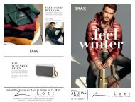 BRAX Herren - Feel Winter 2017