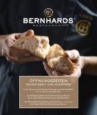 BERNHARDS Magazin - entspannt genießen 1-2017 - Page 7