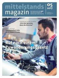 Mittelstandsmagazin 05-2017