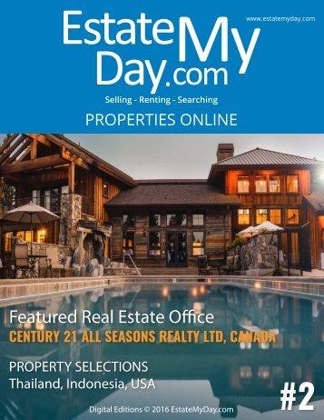 #2 The Real Estate Digital Magazine