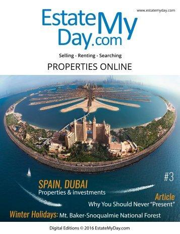 #3 The Real Estate Digital Magazine