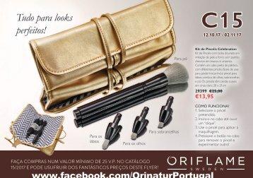 Oriflame - Flyer 15-2017