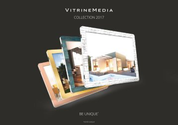 VitrineMedia Catalogue 2017 Immobilier