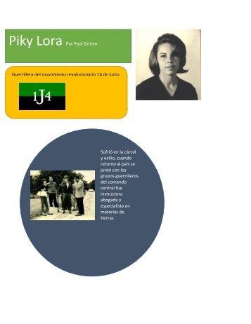 Piky Lora Brochure