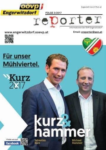 OÖVP Engerwitzdorf Reporter - Folge 3/2017