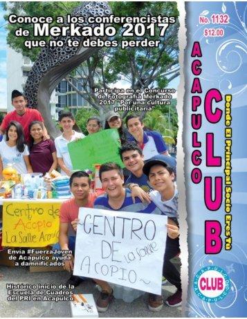 Revista Acapulco Club 1132