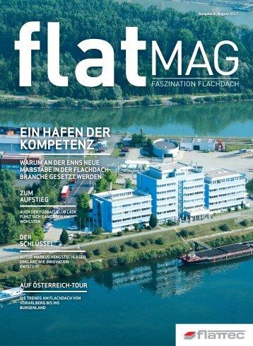 FLATMAG Faszination Flachdach (Ausgabe 6)