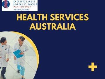 Pathology Health Services Sydney