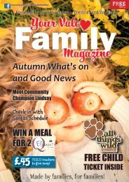 Vale Family Mag Flick Book