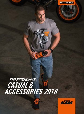 193661_KTM PowerWear CasualAccessories Folder MY18 145x195 DE webPDF