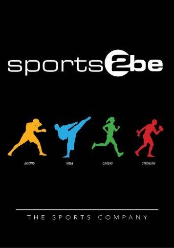 Sports2be_Katalog_2017/18