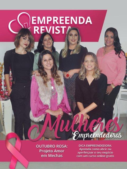Empreenda Revista - ed 6. Outubro 2017