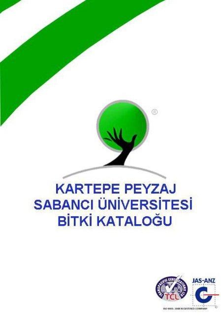 Sabancı Üniversitesi Bitki Kataloğu