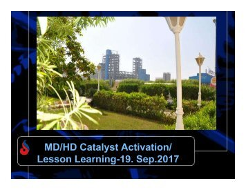 MDHD Catalyst activation unit.19 Sep.2017 (2)
