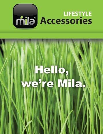 1_Mila catalog
